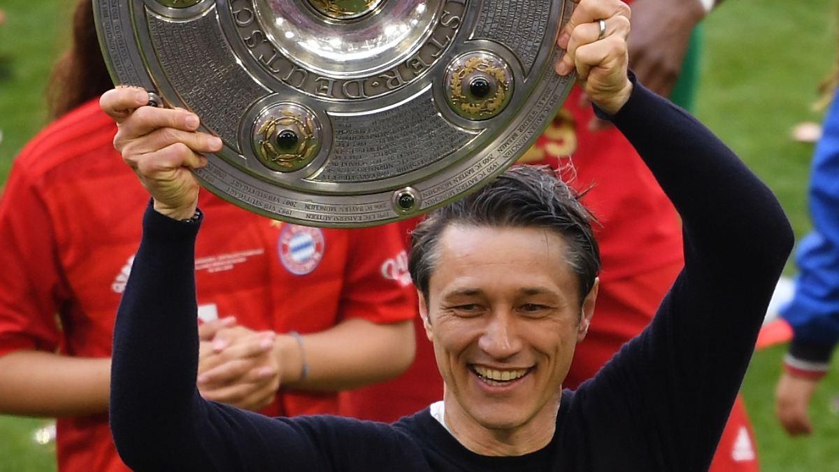 Meistertrainer Kovac mutmaßt über seine Zukunft