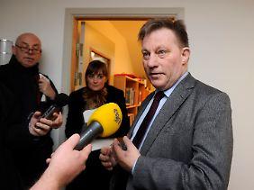 Anwalt Claes Borgström