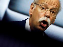 """Daimler-Chef ist """"endlich frei"""": BMW gönnt Zetsche nun Freude am Fahren"""