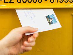 Auch Postkarte deutlich teurer: Briefporto soll auf 80 Cent steigen