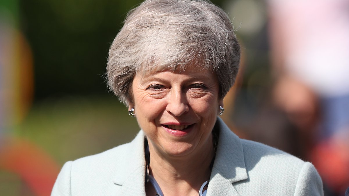 Premierministerin May gibt Rücktritt bekannt