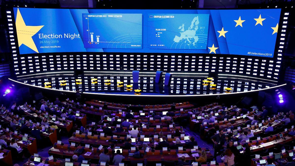 EU-Karte: So haben die Europäer gewählt