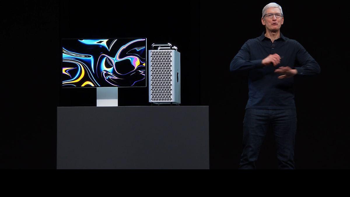 Apple stellt iOS 13, iPadOS und Mac Pro vor