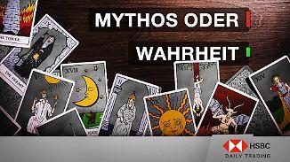 Aktienmärkte im Chart-Check: Rückschlag im Sommer: Mythos und Wahrheit!