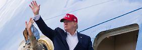"""Doch keine Zölle gegen Mexiko?: Trump sieht """"gute Chance"""" für Einigung"""