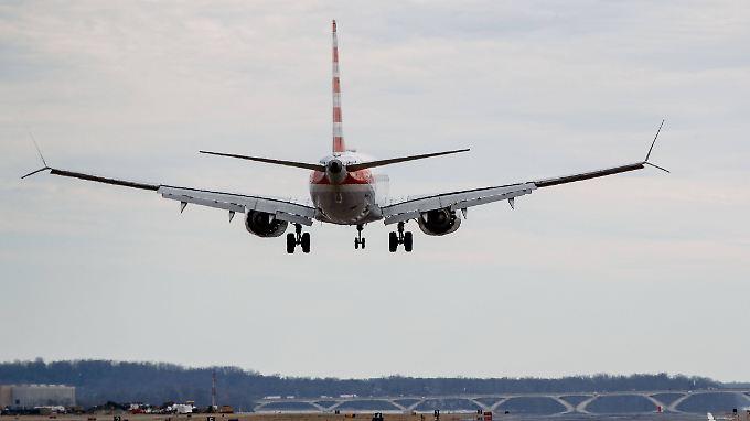 American Airlines ist die Fluggesellschaft mit den zweitmeisten Boeing 737-Max-Maschinen in ihrer Flotte.