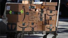 Wertvollste Unternehmen der Welt: Amazon zieht an Google vorbei