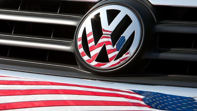Volkswagen kann sich auf deutscher Seite in dem Ranking einigermaßen behaupten.