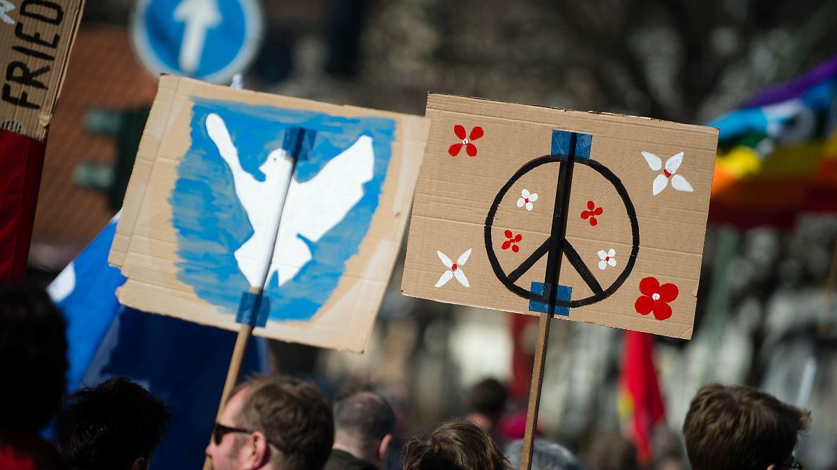 Europa bleibt die friedlichste Region der Welt
