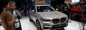 Absatz um ein Drittel gestiegen: BMW besteht in China besser als Konkurrenz