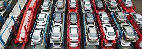 Schlimmer als in der Finanzkrise: Autobauern droht historischer Crash
