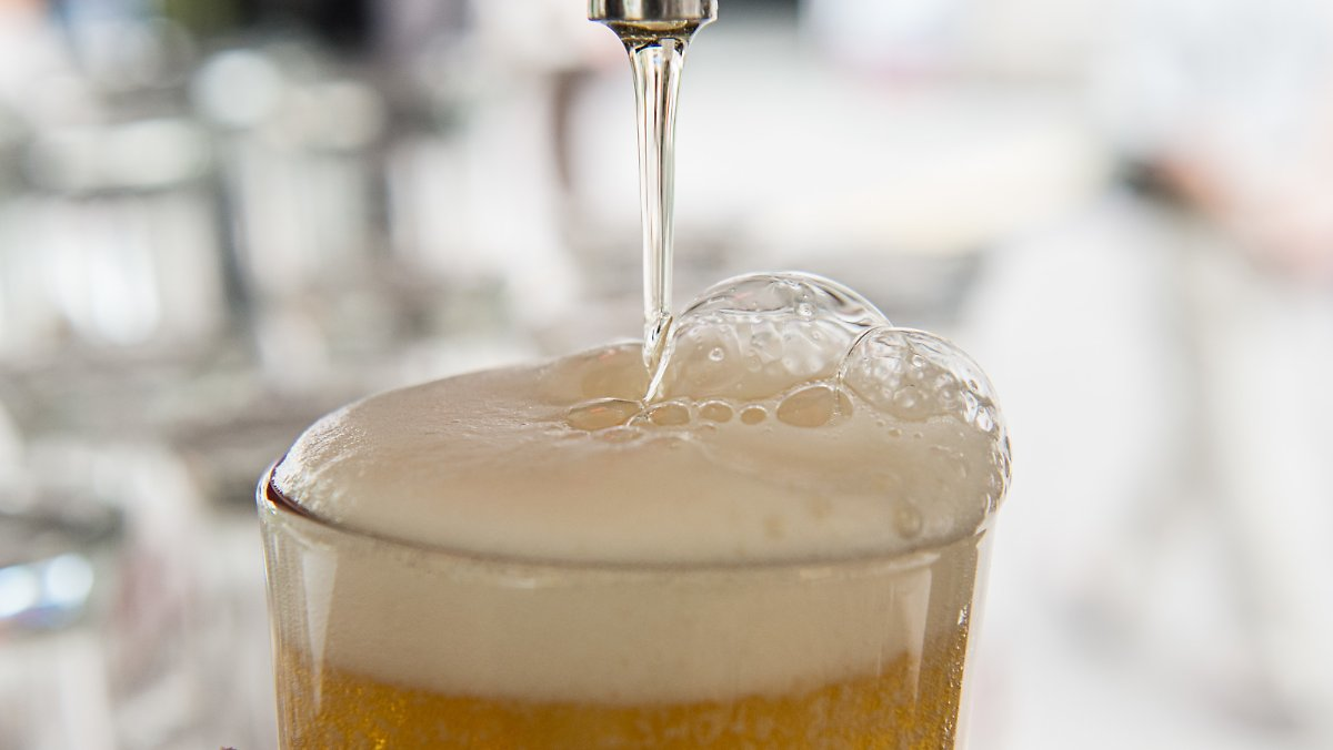 Firma nutzt Abwasser zum Bierbrauen