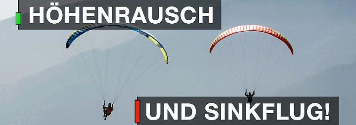 Euro-BUND-Future und Lufthansa im Chart-Check: Höhenrausch und Sinkflug!