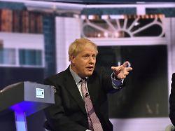 Souveräner TV-Auftritt: Johnson will Brexit nicht garantieren