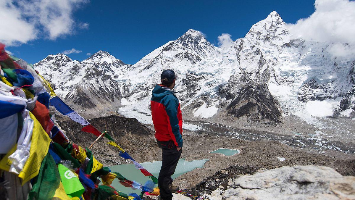 US-Satelliten dokumentieren Klima-Drama im Himalaya