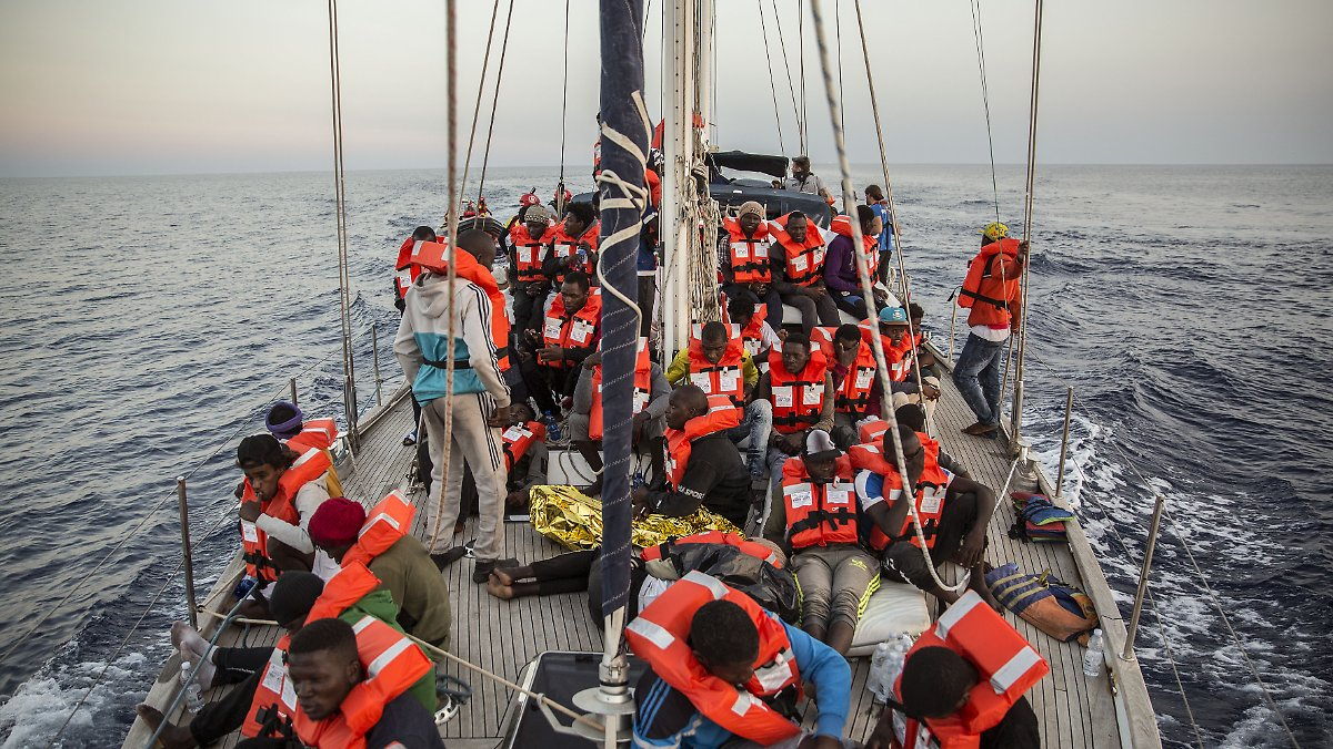 EU ringt um Verteilung geretteter Migranten