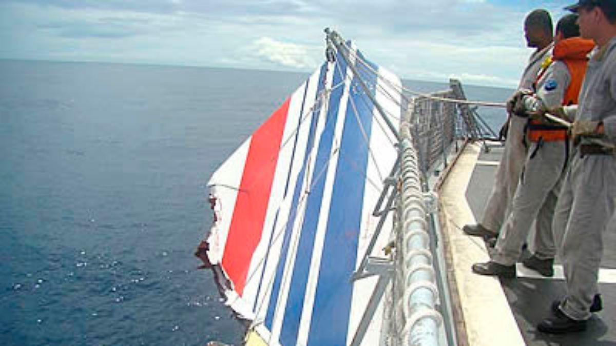 Air France wegen Flugzeugabsturz angeklagt