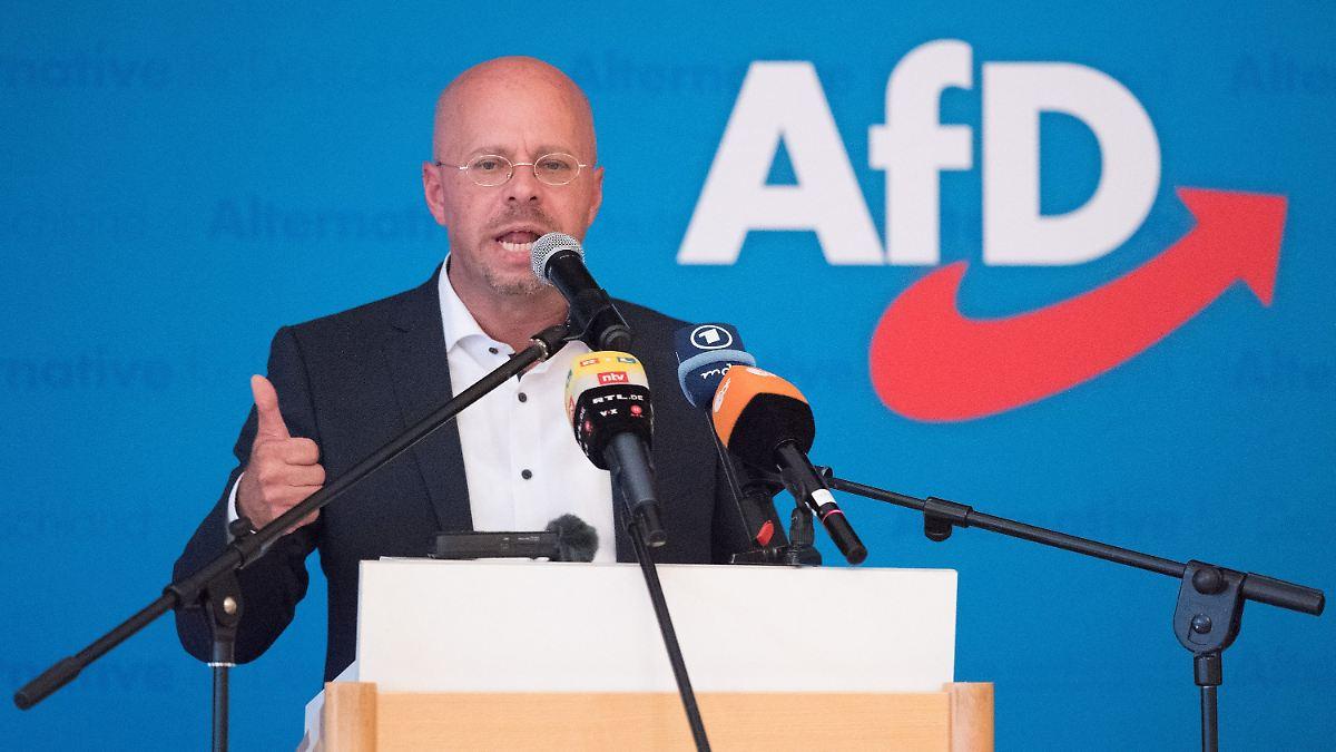 AfD liegt vor Wahl in Brandenburg deutlich vorne