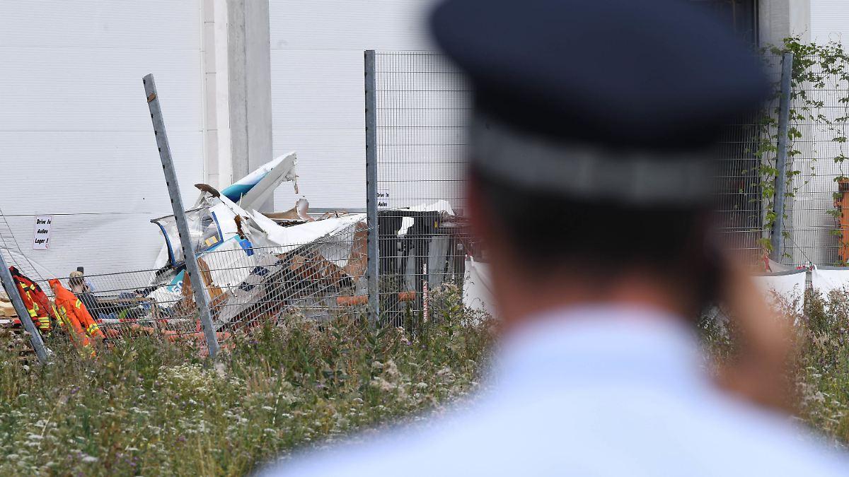 Opfer nach Flugzeugunglück identifiziert