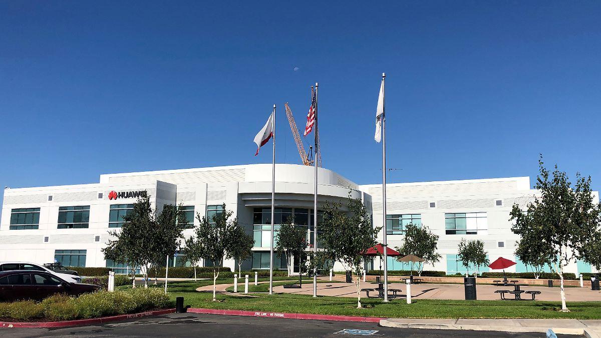 Huawei entlässt Hunderte US-Mitarbeiter