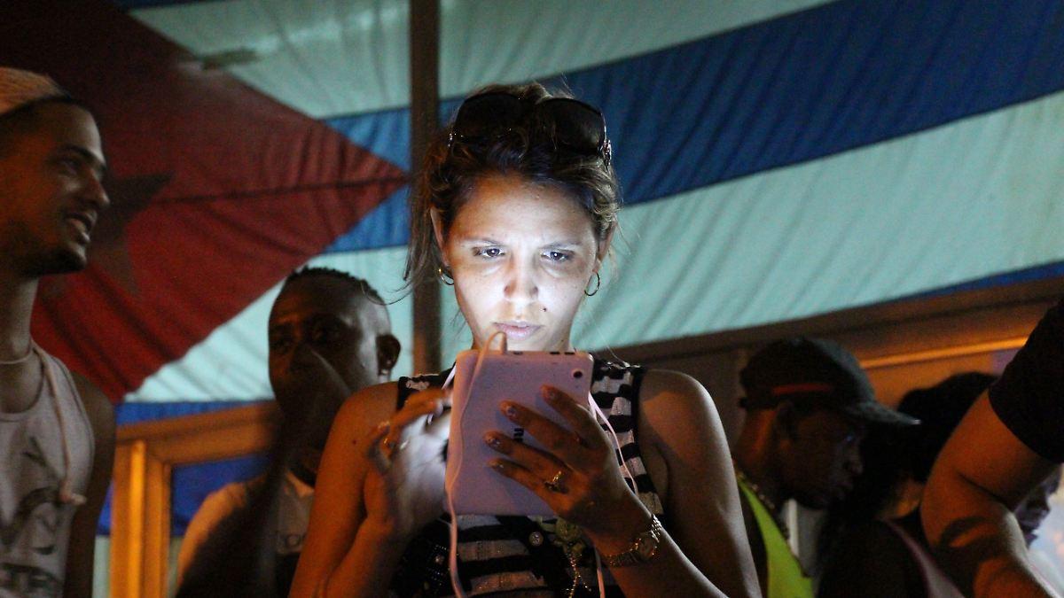 Kuba erlaubt erstmals privates WLAN