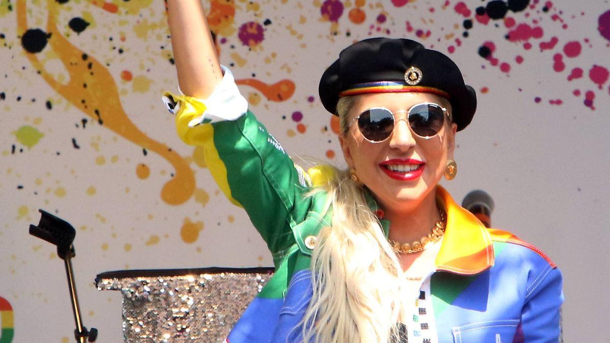 Lady Gaga spendet 162 Klassenräume