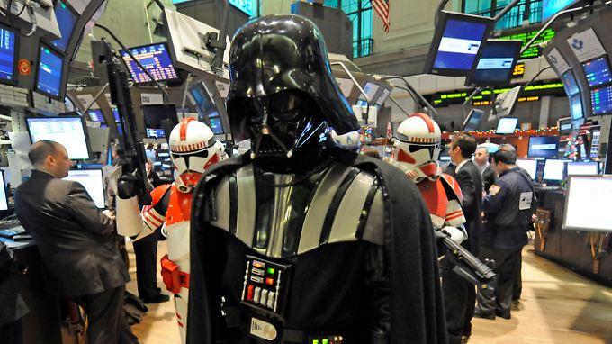 An der Wall Street wimmelt es von dunklen Mächten.