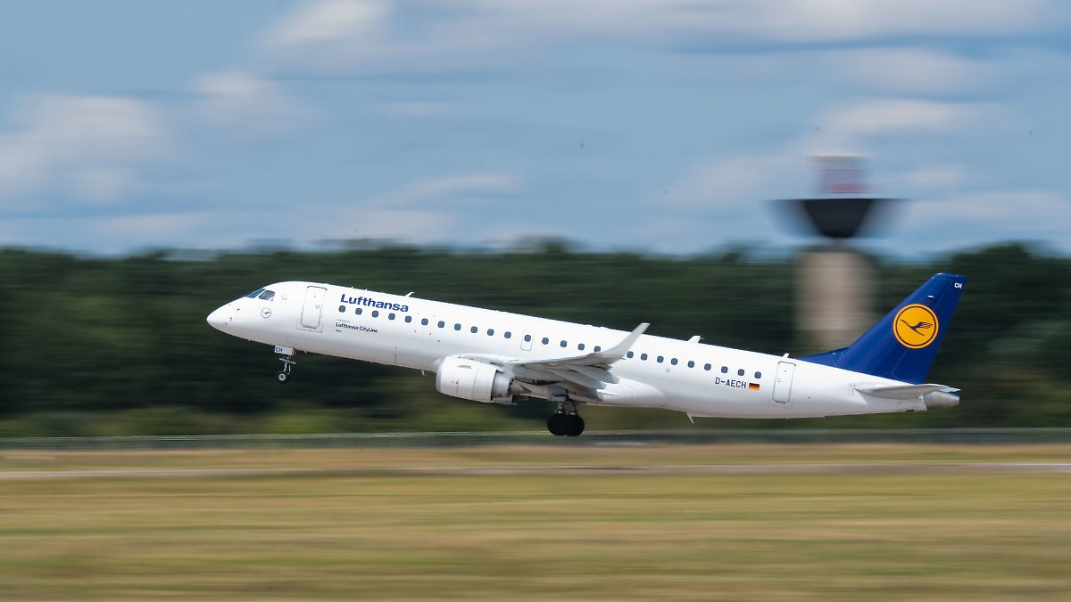 Lufthansa bietet Alternative zu Flugscham