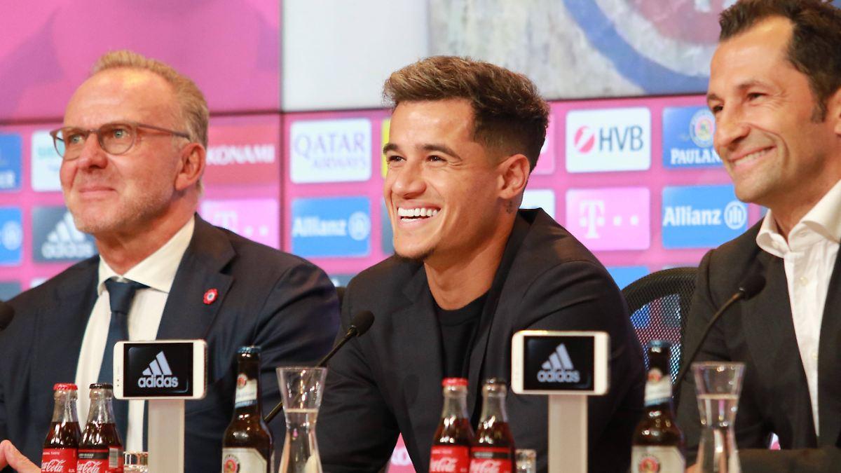 Was will der FC Bayern mit Coutinho?