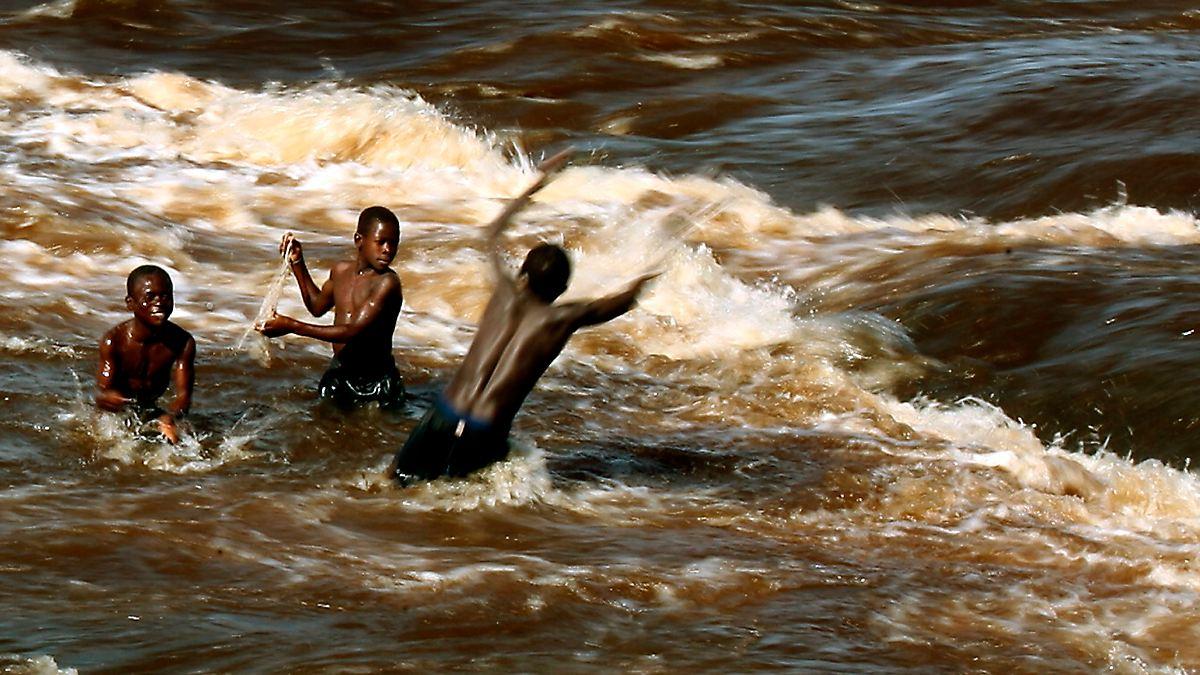 Afrika auf augenh he die kinder des kongo n for Die kinder des