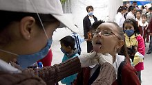Kinder sind 2009 seltener von der Schweinegrippe betroffen.