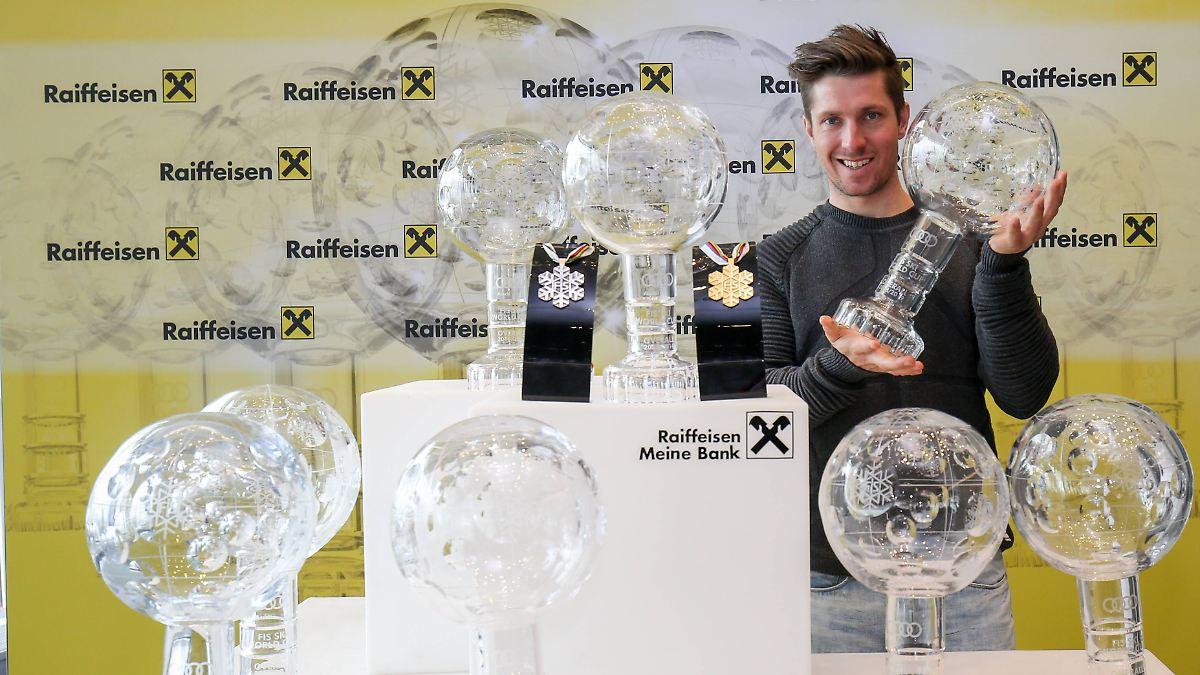 Nach Neureuther: Auch Ski-Superstar Marcel Hirscher beendet Karriere