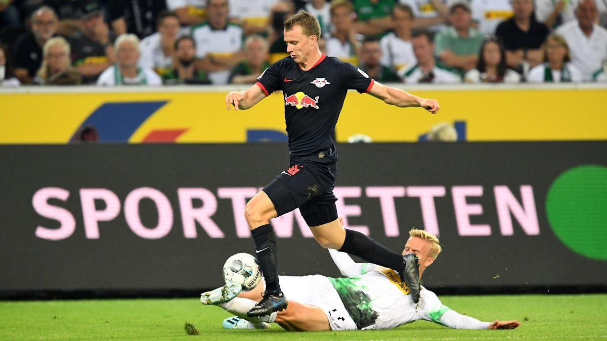 Komplettpaket Klostermann drängt in DFB-Elf