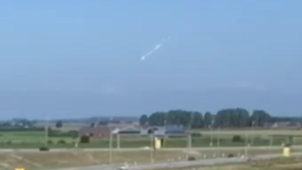 Norddeutsche sehen kleinen Asteroiden