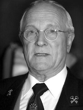 Alfred Müller war ein großer Star in der DDR, nach dem Mauerfall feierte er nur noch wenige Erfolge.