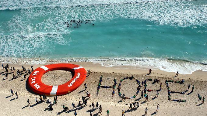 Das Treffen in Cancún könnte tatsächlich Hoffnung für die Welt bedeuten.