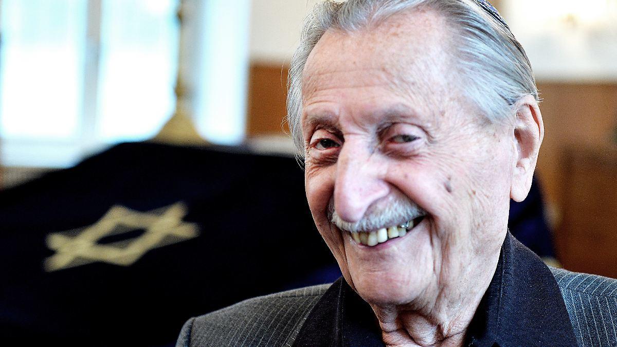 Österreichs ältester Holocaust-Überlebender ist tot
