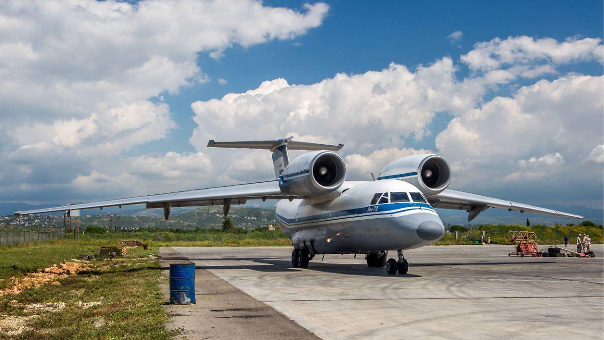 Flugzeug im Kongo wird vermisst