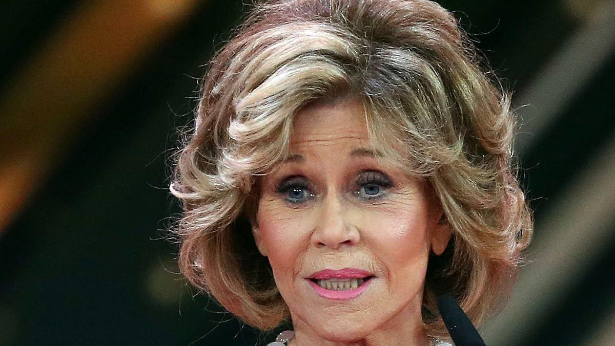 Jane Fonda bei Klima-Protest festgenommen
