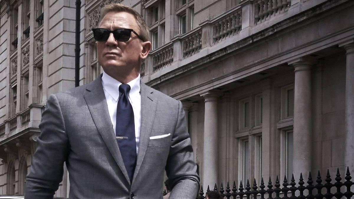 Rätselraten um Daniel Craigs 007-Abschied