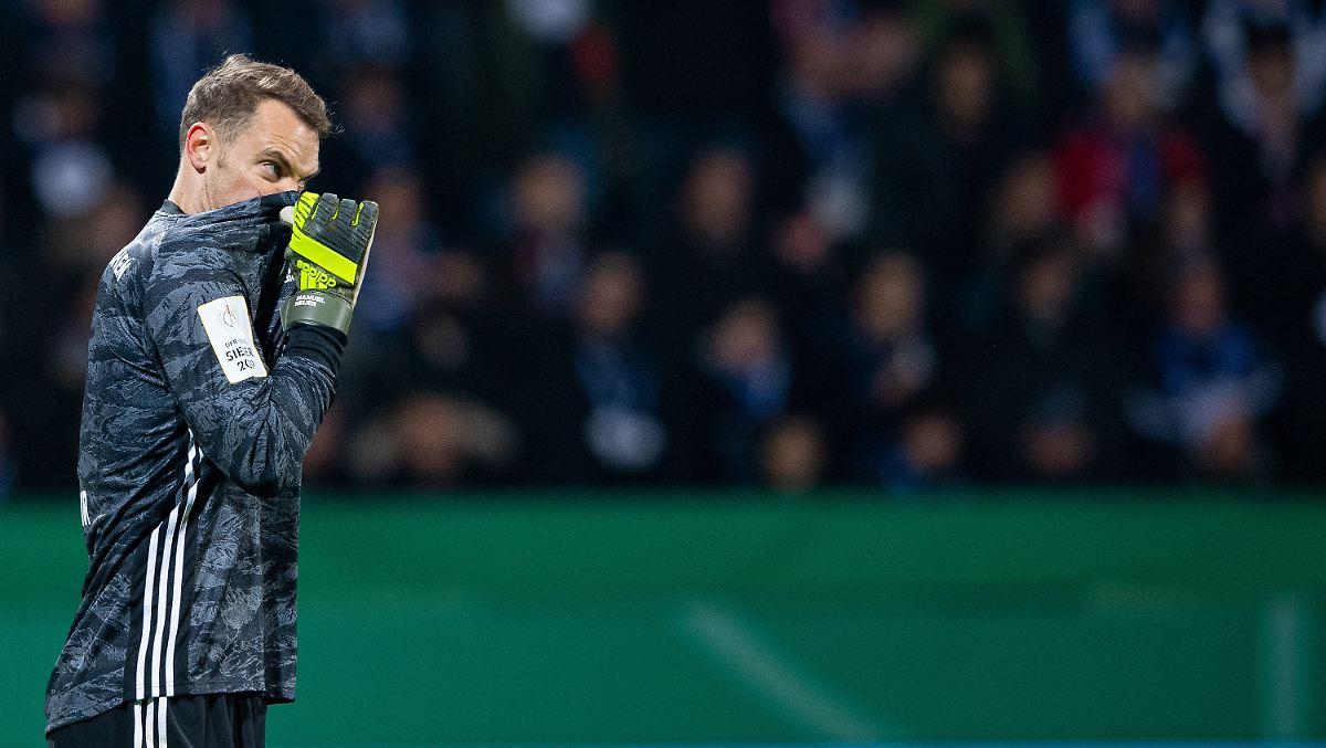 Manuel Neuer weiß jetzt, was ihn erwartet