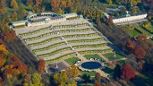 Sorgenfreie Schönheit: Schloss und Park Sanssouci