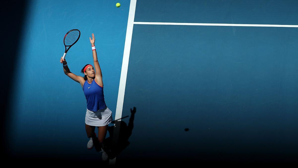 Fed-Cup-Ausgleich: Barty brilliert mit ganz großem Tennis
