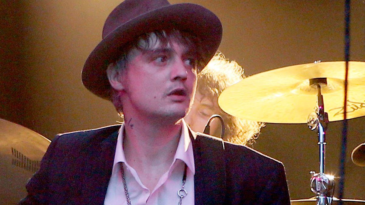 Pete Doherty in Paris erneut festgenommen