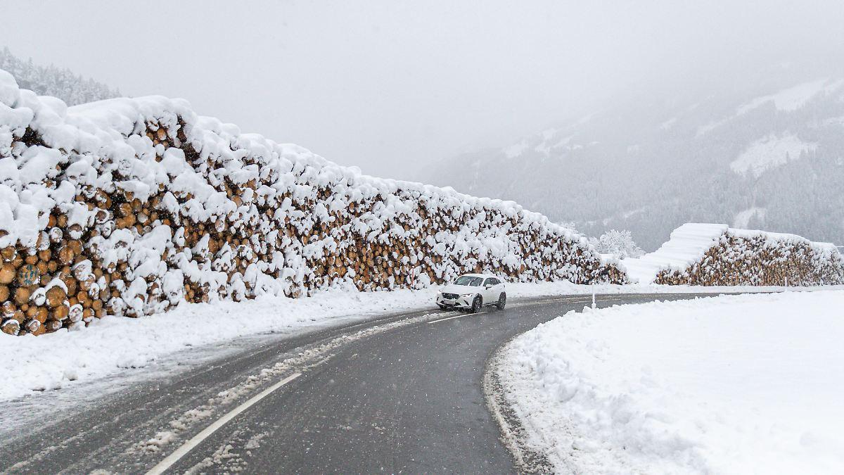 Richtung Westen wird es frischer:Über den Alpen braut sich einiges zusammen - n-tv NACHRICHTEN