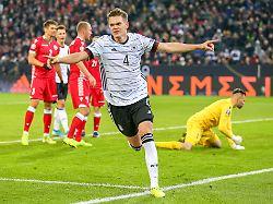 Ungefährdeter Sieg über Belarus: DFB-Elf qualifiziert sich für die EM 2020