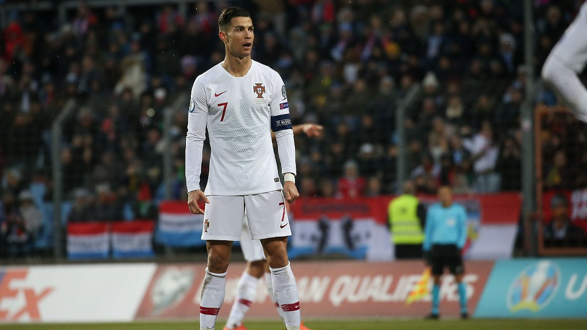 Stolzer Ronaldo kämpft um große Rekorde