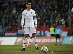 Der Superstar trifft und spricht: Stolzer Ronaldo kämpft um große Rekorde
