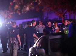 Kalifornien und Oklahoma: Todesschützen ermorden sechs Menschen