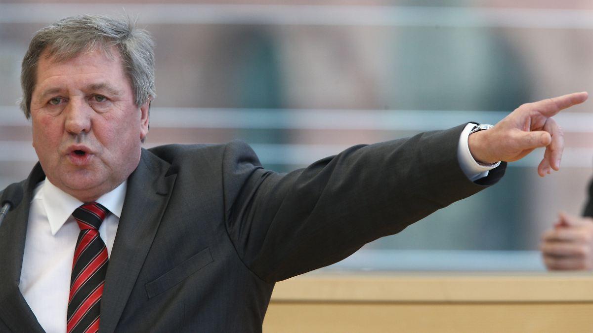 Arp spricht Kramp-Karrenbauer die Kanzler-Tauglichkeit ab